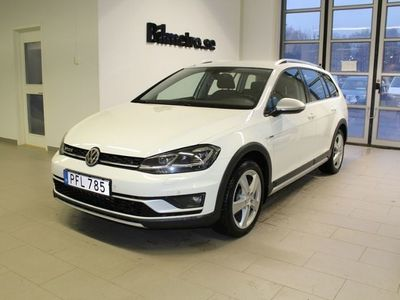 begagnad VW Golf Sportscombi TDI