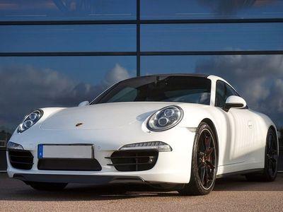 begagnad Porsche 911 Carrera 4S 991 / BOSE / Navi / -14