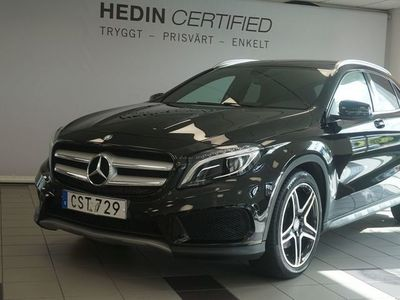 käytetty Mercedes GLA220 CDI 4MATIC