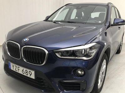 begagnad BMW X1 xDrive20d, F48