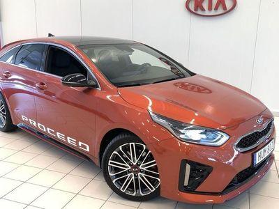 begagnad Kia pro_cee'd GT 1.6 T - GDi DCT & Panorama