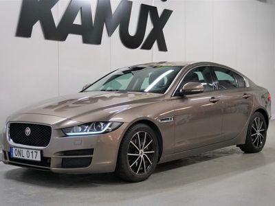 begagnad Jaguar XE E-Performance | D-värme | Navi | S&V-Hjul (163hk)