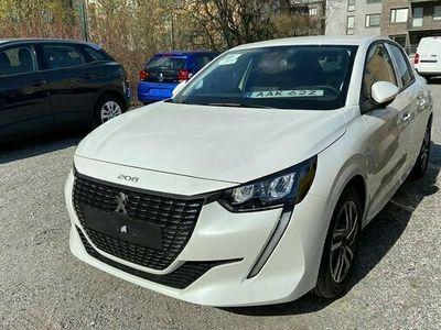 begagnad Peugeot 208 1.2 PureTech EAT 2021, Halvkombi Pris 227 800 kr