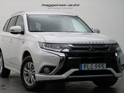 begagnad Mitsubishi Outlander P-HEV 2.0 Hybrid / 4WD / -17