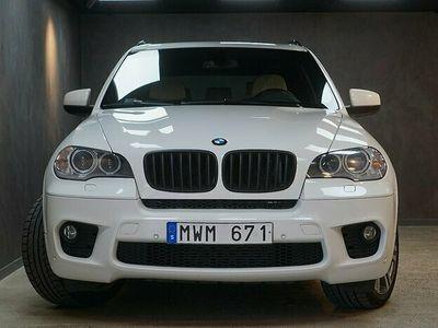 begagnad BMW X5 xDrive40d M Sport HiFi Navi Komfortstolar V-hjul