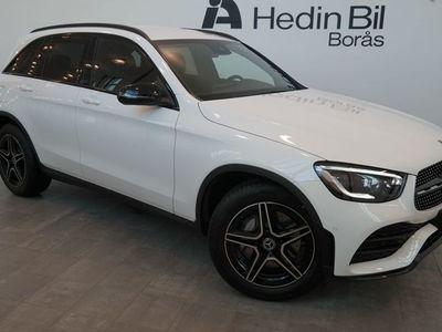 begagnad Mercedes GLC220 - BenzD 4 - MATIC SUV / / Dragkrok / / Värmare / / DEMO