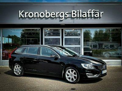 begagnad Volvo V60 D4 Geartronic Summum Euro 6 181hk*Taklucka*Drag*