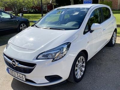 begagnad Opel Corsa 5-dörrar 1.4 TURBO 101 HK, EURO 6