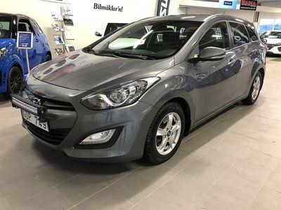 begagnad Hyundai i30 1.6 CRDi Kombi -14