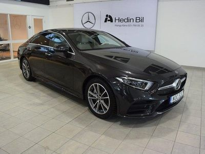 begagnad Mercedes CLS450 4MATIC, Demo