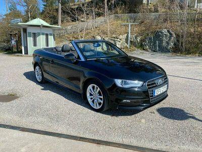begagnad Audi A3 Cabriolet 8V