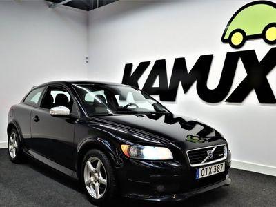begagnad Volvo C30 1.8 Flexifuel | R-Design | Keyless |