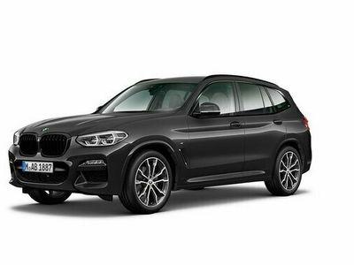 begagnad BMW X3 xDrive20d M Sport Navi Innovation DA Värmare Drag HiFi 2021, SUV Pris 637 400 kr