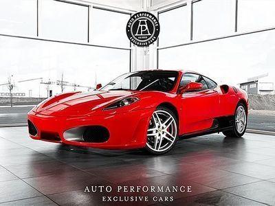 begagnad Ferrari F430 / Manuell /