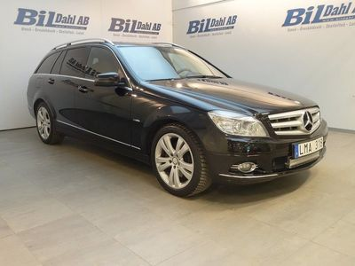 begagnad Mercedes C350 T CDI 4MATIC /Panorama