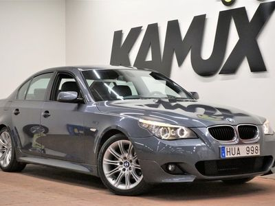 begagnad BMW 520 i | M-Sport | Sportstolar | S&V-hjul
