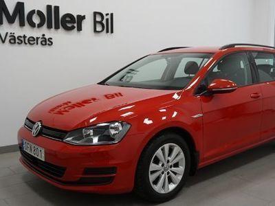 begagnad VW Golf Sportscombi SC 1,4 TGI MAN