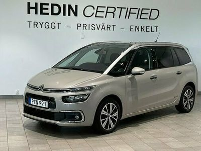 begagnad Citroën Grand C4 Picasso 1.6 BlueHDi EAT,7 sits 120hk, 2017