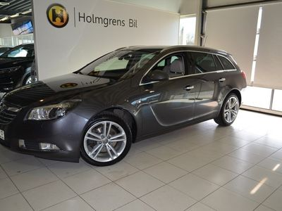gebraucht Opel Insignia SPORTS TOURER 2.0 CDTI 4x4 (160hk)