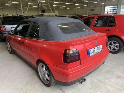 begagnad VW Golf Cabriolet Golf