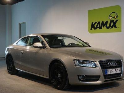 brugt Audi A5 Coupé 2.7 TDI V6 DPF Multitronic, 190hk, 2009