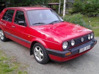 brugt VW Golf MK2 -92