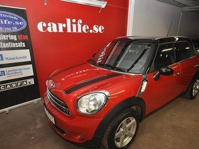 begagnad Mini Cooper Countryman Chili Euro 6 122hk