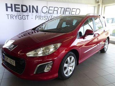 brugt Peugeot 308 1.6 e-HDi SW 111hk Manuell