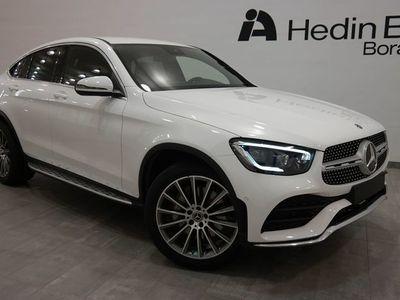 begagnad Mercedes 200 GLC// 4-MATIC // coupé //