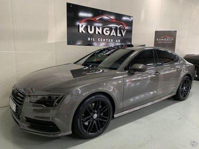 gebraucht Audi A7 3.0TDI*S-Line*QUTR*VÄLLUTRUSTAD*