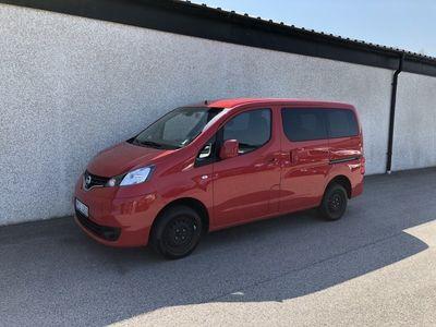 usata Nissan NV200 Skåp