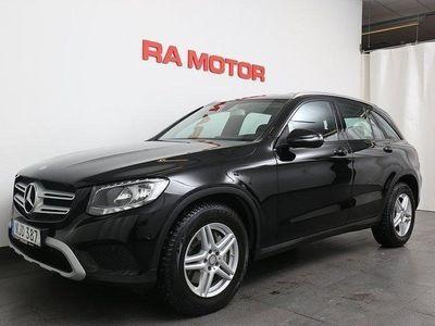 begagnad Mercedes GLC220 d 170HK 4-Matic Aut Dra