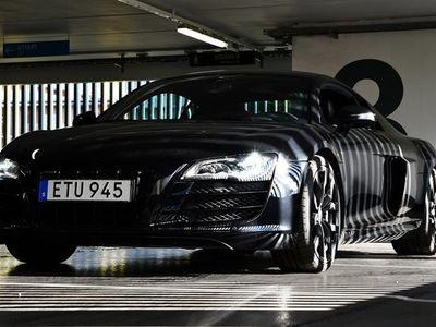 begagnad Audi R8 Coupé V10 5.2 FSI 525hk Quattro R Tronic