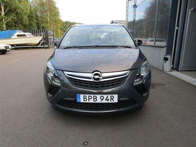 begagnad Opel Zafira Tourer 7sits