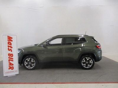 begagnad Jeep Compass 1,4 MultiAir 140 Hk Limited 2WD Manuell