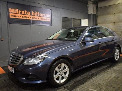 brugt Mercedes E200 NGT 7G-Tronic Plus Euro 6 -14
