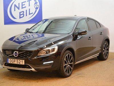 begagnad Volvo S60 CC D4 AWD Business Adv Summum 24Mån Garanti