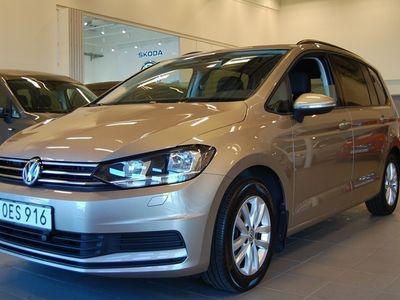 begagnad VW Touran 1,4 TSI 150 DSG7