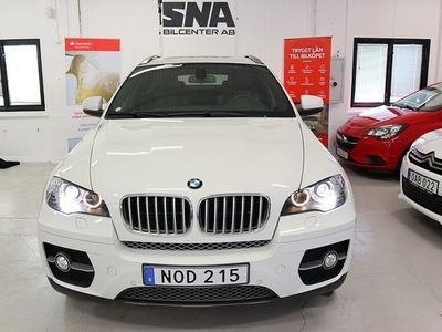 begagnad BMW X6 xDrive30d Steptronic Sport line 245hk