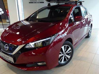 begagnad Nissan Leaf 40 kWh Single Speed, 149hk, 2019