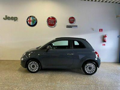 begagnad Fiat 500 Cab Hybrid 1.0 Euro 6 70hk