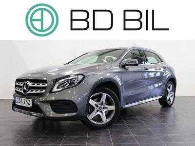 begagnad Mercedes GLA220 4M AMG D-VÄRM DRAG