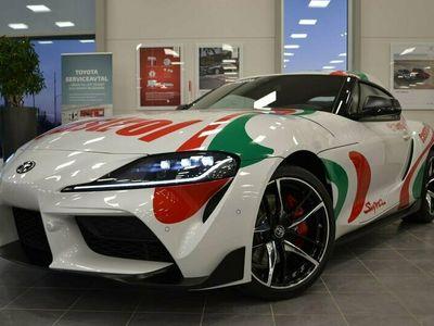 begagnad Toyota Supra RZ 3.0 GR Automat. Premiumpaket 2020, Sportkupé 709 000 kr