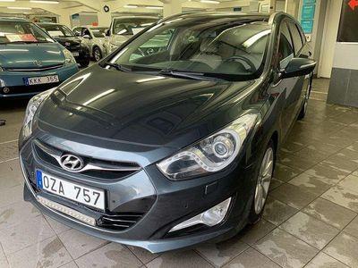 begagnad Hyundai i40 cw 1.7 CRDi/AUTOMAT/NAVI/BACKKAM/