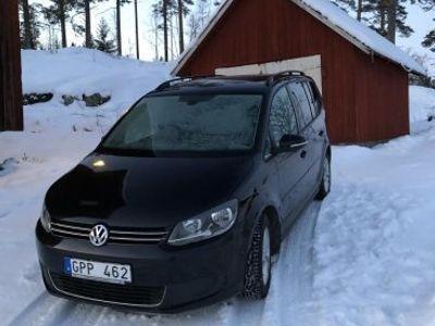 gebraucht VW Touran 1.6 TDI BlueMotion DSG -12