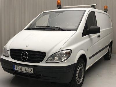 begagnad Mercedes Vito 110 CDI W639 (95hk)