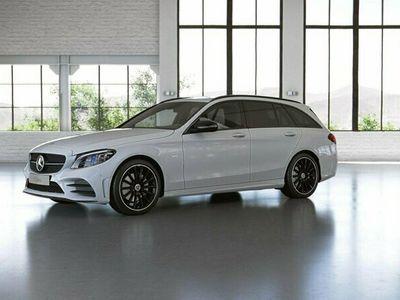 begagnad Mercedes C220 T d 4MATIC 9G-Tronic Euro 6 194hk