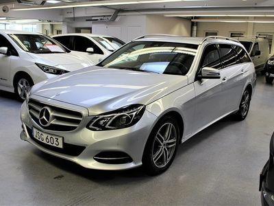 begagnad Mercedes E220 BlueTEC 9G-Tronic Euro