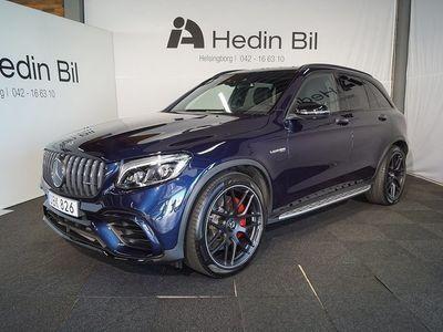 begagnad Mercedes S63 AMG GLC BenzAMG 4matic 2018, SUV 839 900 kr