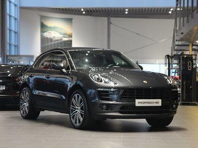 gebraucht Porsche Macan S Diesel -18